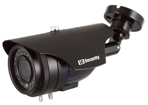 LC-503P - Kamery zintegrowane