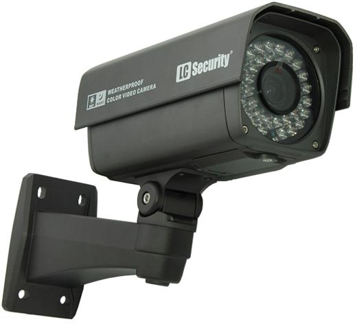 LC-504PB - Kamery zintegrowane