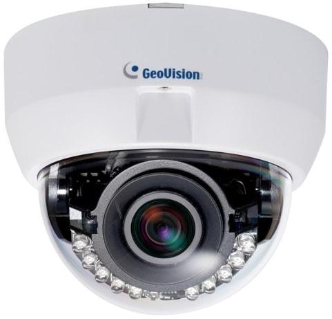 GV-EFD2101 - Kamery kopułkowe