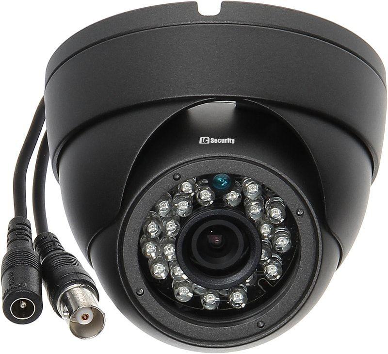 LC-698 - Kamery kopułkowe