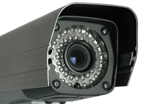 LC-503PB - Kamery zintegrowane