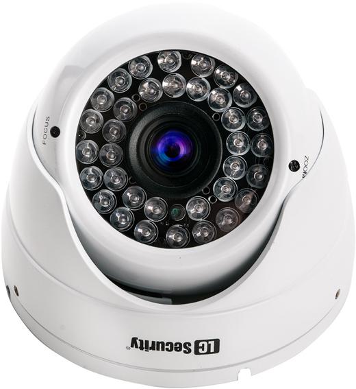 LC-SZ46Z - Kamery kopułkowe