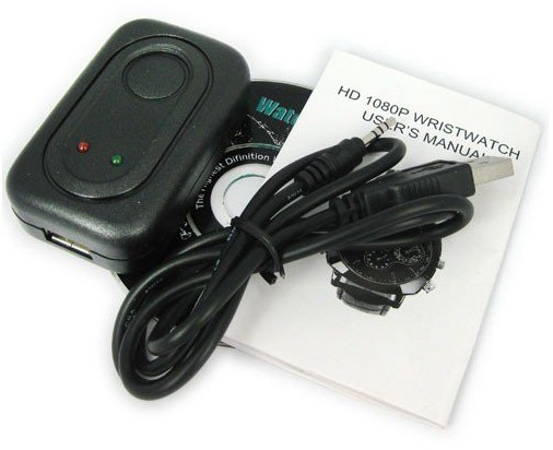 LC-W501 Full HD - ukryta kamera Dzień/Noc - Kamery miniaturowe