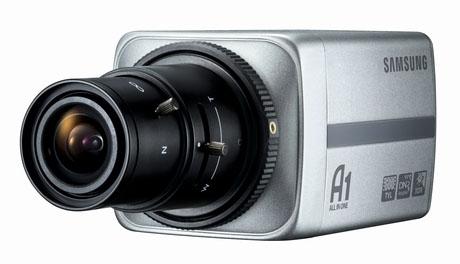 SCB-2001P - Kamery kompaktowe