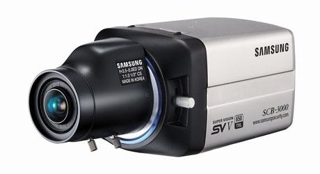 Samsung SCB-3000P - Kamery kompaktowe