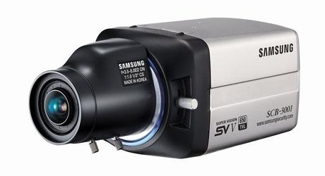 Samsung SCB-3001P - Kamery kompaktowe
