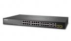 Planet FGSW-2840 - Switch 24x10/100TX + 4xGE + 2xSFP